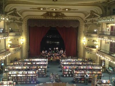 Livraria Ateneo Grand Splendid/Vai Lendo