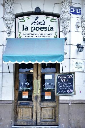 Fachada do Café La Poesia/Divulgação