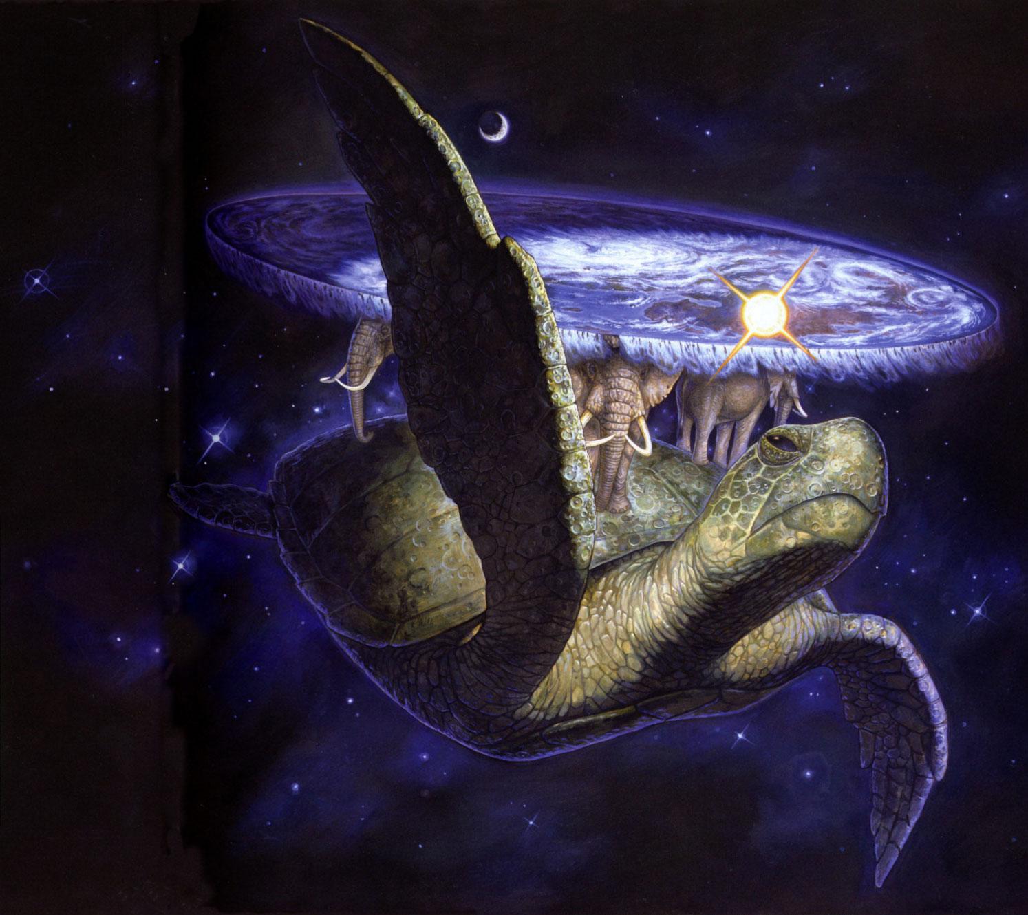 Discworld / Vetton
