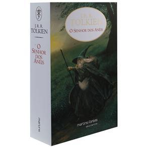 'O Senhor dos Anéis', de J. R. R. Tolkien  / Divulgação