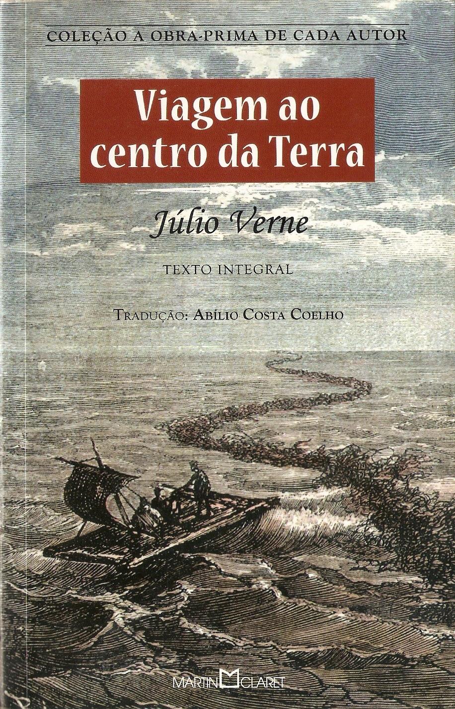 'Viagem ao Centro da Terra', de Julio Verne / Divulgação