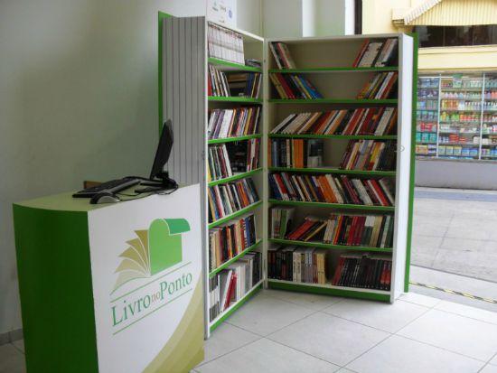 Livro no Ponto/Foto:Divulgação