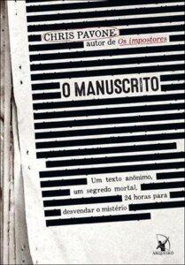 'O Manuscrito', de Chris Pavone / Divulgação