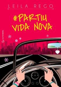 '#PartiuVidaNova' será lançado na Bienal do Livro 2015, no próximo sábado, dia 12/Foto: Divulgação