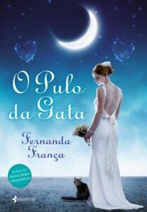 Capa de 'O Pulo da Gata', novo livro de Fernanda França/Foto: Divulgação