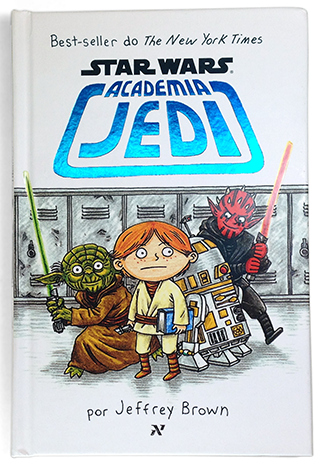 Academia Jedi, de Jeffrey Brown