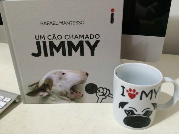 'Um Cão Chamado Jimmy', de Rafael Mantesso/Foto: Vai Lendo