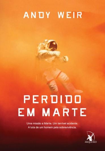 Perdido em Marte, de Andy Weir / Divulgação