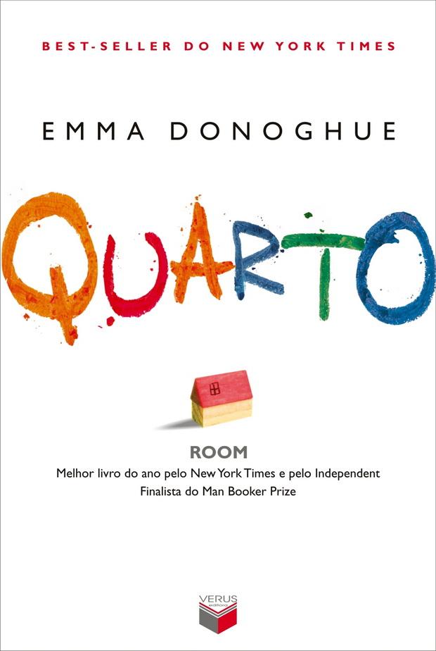 'Quarto', de Emma Donoghue / Divulgação