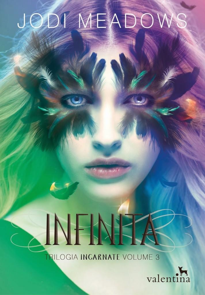 Capa de 'Infinita'/Foto: Divulgação