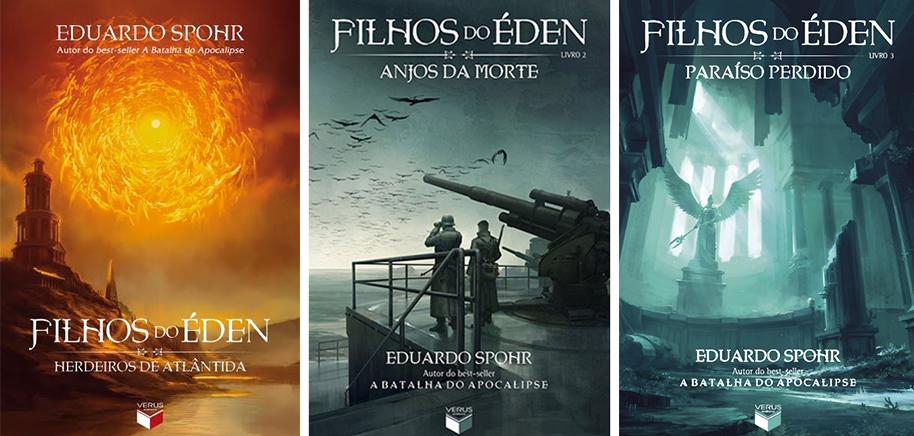 Filhos do Éden Eduardo Spohr