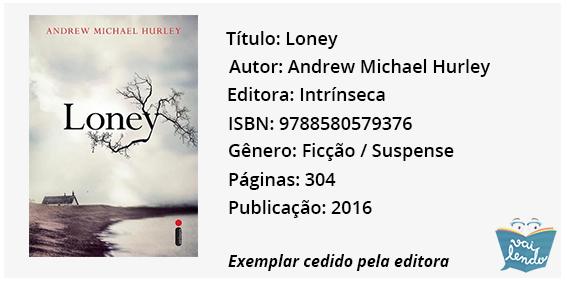 Loney Ficha Técnica Livros