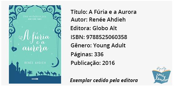 A Furia e a Aurora Ficha Técnica Livros