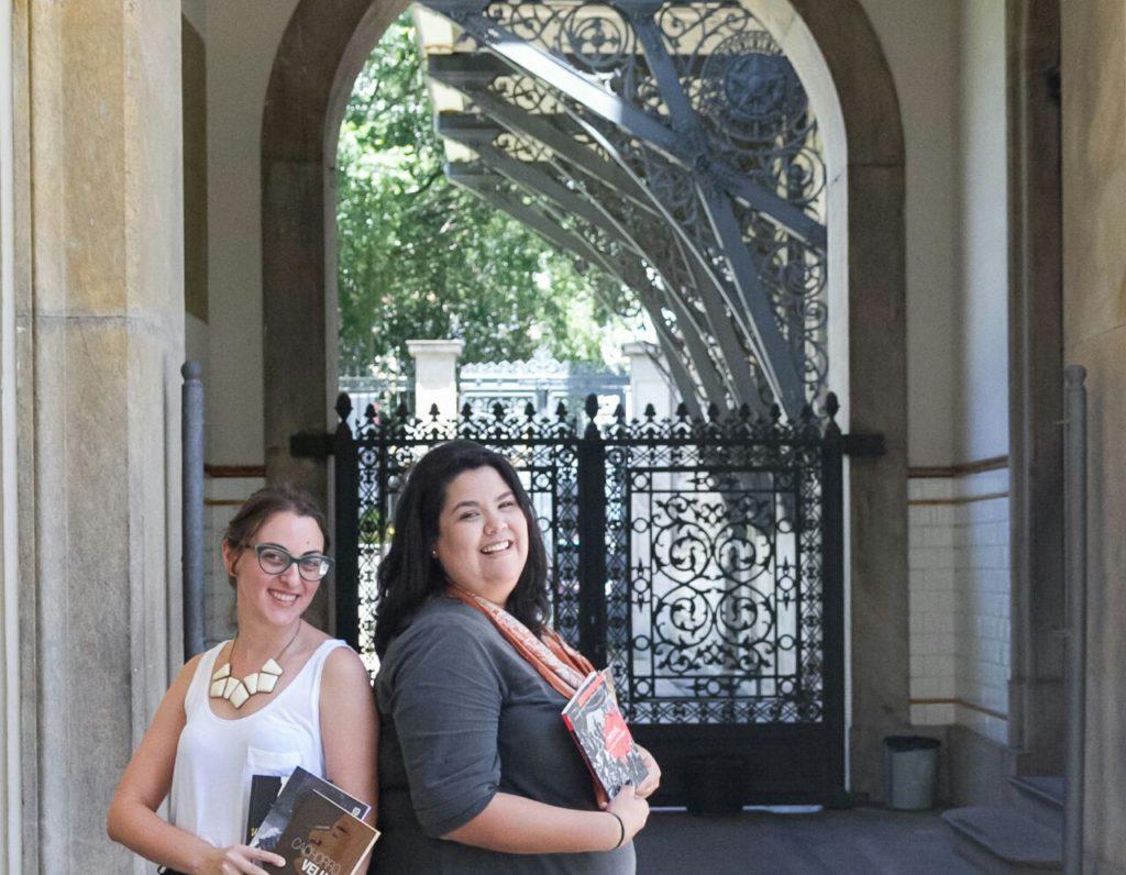 Mariana Warth, diretora da Libre, e Raquel Menezes, presidente da entidade/Foto: Paula Sant'Anna (divulgação)