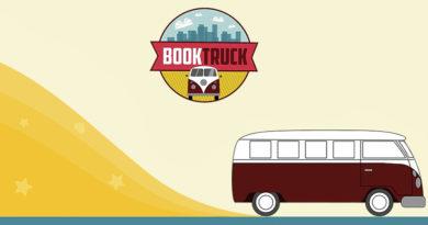 Book Truck promove a 'libertação' de livros