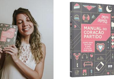 Mari Ramos encara com humor e leveza as desilusões amorosas em 'Manual do Coração Partido'