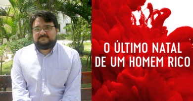 Douglas Lobo traz a experiência do Jornalismo em sua literatura
