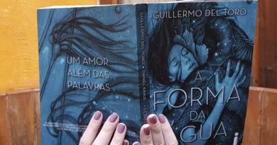 A Forma da Água, de Guillermo del Toro e Daniel Kraus | Resenha