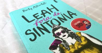 Leah Fora de Sintonia, de Becky Albertalli | Resenha