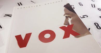 Vox, de Christina Dalcher | Resenha